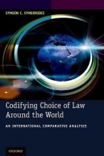 Symeonides, Symeon C Codifying Choice of Law Around the World