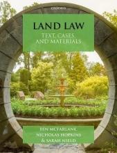 Mcfarlane, Ben,   Hopkins, Nicholas,   Nield, Sarah Land Law