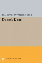 Dante,   Patrick S. Diehl Dante`s Rime