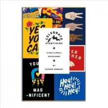 Oxford Pennant Celebrate Everything Notecard Set