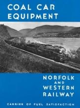 Norfolk & Western Railway Coal Car Equipment