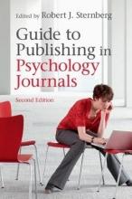 Sternberg, Robert J. Guide to Publishing in Psychology Journals