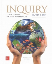 Sylvia S. Mader,   Michael Windelspecht Inquiry into Life