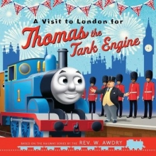 Visit to London for Thomas the Tank Engine