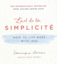Loreau, Dominique L`art De La Simplicite