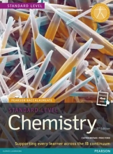 Brown, Catrin,   Ford, Mike Pearson Baccalaureate Chemistry Standard Level 2nd edition print and ebook bundle for the IB Diploma