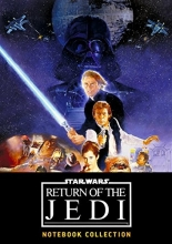 Star Wars Return of the Jedi Notebook Collection