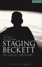 Tucker, David Staging Beckett in Great Britain