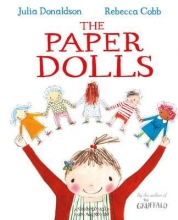 Donaldson, Julia Paper Dolls