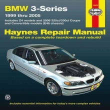 Haynes Publishing BMW 3-Series