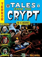 The Ec Archives Tales from the Crypt 5