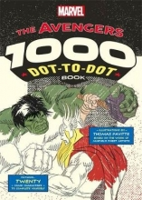 Pavitte, Thomas Marvel`s Avengers 1000 Dot-to-Dot Book