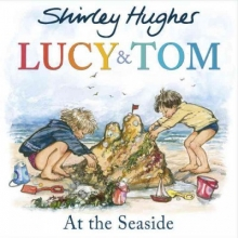 Hughes, Shirley Lucy and Tom at the Seaside