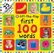 Priddy, Roger Lift-the Flap First 100 Words
