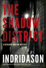 Arnaldur Indridason,   Victoria Cribb The Shadow District
