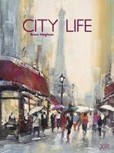 City Life 2018. Kunst Gallery Kalender