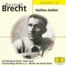 Brecht, Bertolt Galileo Galilei. 2 CDs