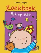 Liesbet Slegers , Zoekboek Rik op stap