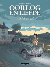 Richelle,,Philippe/ Beuriot,,Jean-michel Oorlog en Liefde Hc05