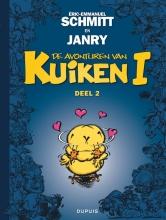 Janry/ Schmitt,,Eric-emmanuel Avonturen van Kuiken 02