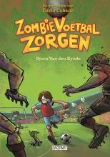 Bjorn Van den Eynde , Zombie voetbal zorgen