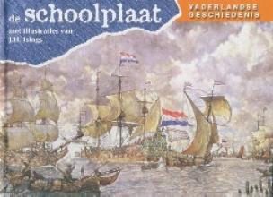 De schoolplaat Vaderlandse Geschiedenis