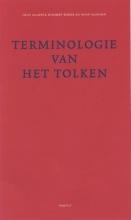 H. Bloemen H. Salaets  w. Segers, Terminologie van het tolken