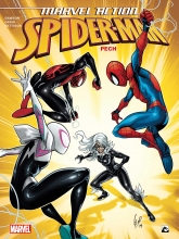 Delilah S. Dawson Marvel Action Spider-Man 3, Pech