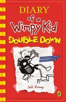 Kinney, Jeff,Diary of a Wimpy Kid: Double Down (Diary of a Wimpy Kid Book