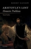 Mayhew, Robert, Aristotle`s Lost Homeric Problems