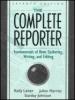 Kelly Leiter; Julian; Stanley, Complete Reporter
