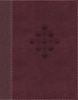 Zondervan, NRSV, Journal the Word Bible, Leathersoft, Burgundy, Comfort Print