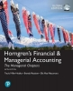 <b>Tracie L. Miller-Nobles,   Brenda L. Mattison,   Ella Mae Matsumura</b>,Horngren`s Financial & Managerial Accounting, The Managerial Chapters, Global Edition