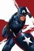 Spencer Nick & J.  Pina, Captain America