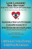 Erickson, Dorie, Live Longer! See Better! for You and Your Optometrist