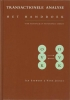 <b>Iain Stewart, V.Joines</b>,Transactionele Analyse