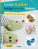 <b>Kristi  Simpson</b>,Leuke & gekke babybooties haken