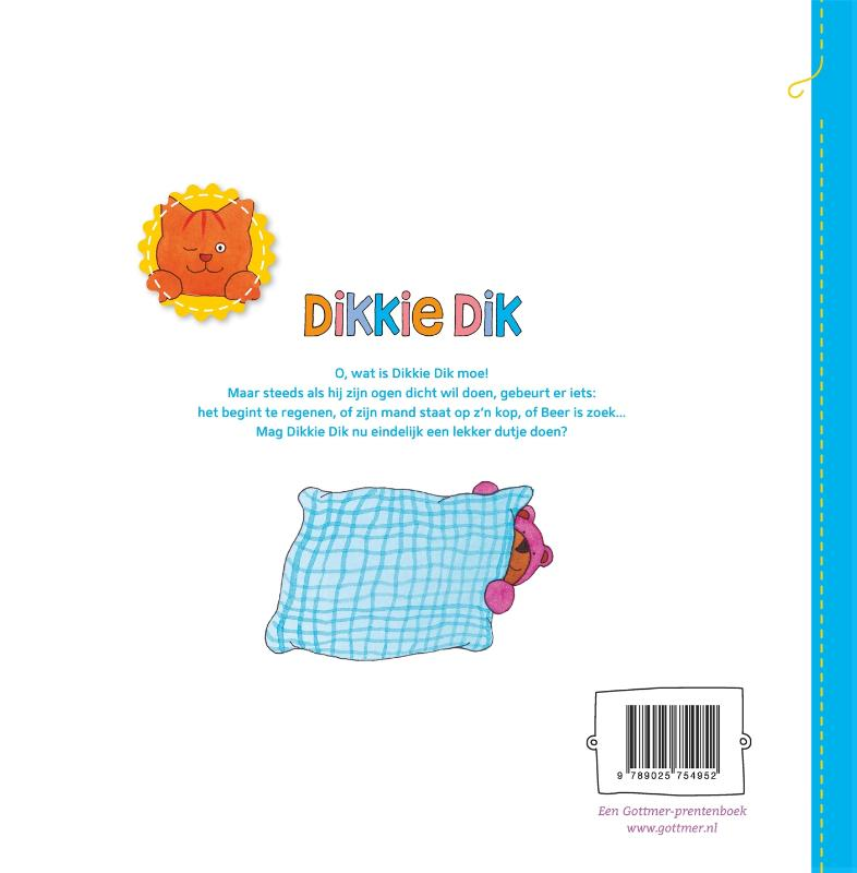 Jet Boeke,Welterusten, Dikkie Dik!