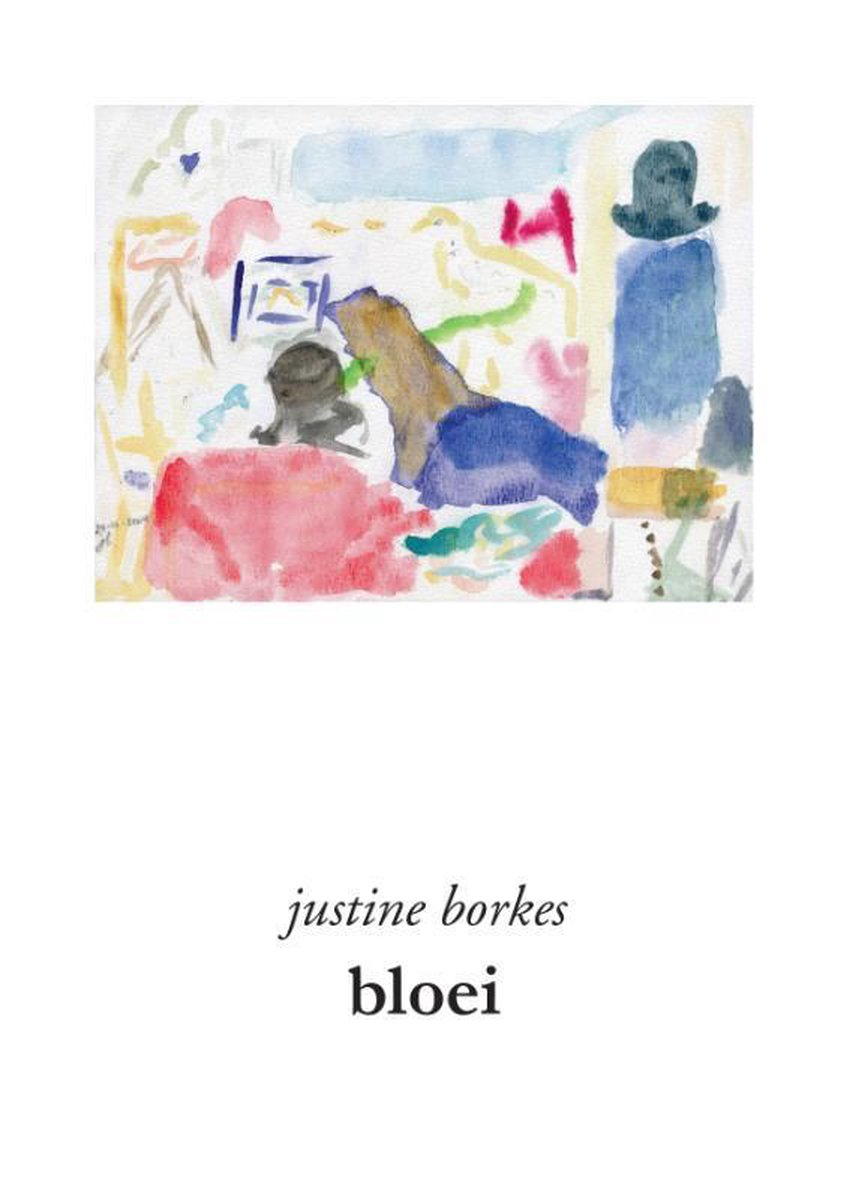 Justine Borkes,bloei