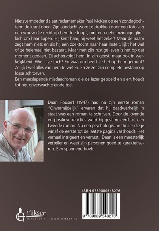 Daan Fousert,Verdwenen