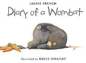 French, Jackie Diary of a Wombat