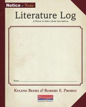 Beers, Kylene Notice and Note Literature Log