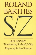 Barthes, Roland S/Z