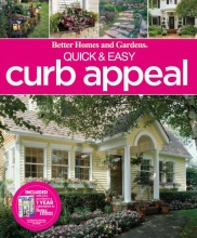 Better Homes and Gardens Books Better Homes & Gardens Quick & Easy Curb Appeal