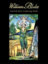 William Blake Stained Glass Coloring Book