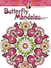 Dianne Gaspas-Ettl Creative Haven Butterfly Mandalas Coloring Book