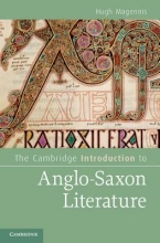 Magennis, Hugh The Cambridge Introduction to Anglo-Saxon Literature