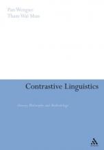 Pan Wenguo,   Tham Wai Mun Contrastive Linguistics