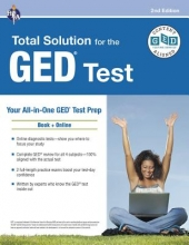 Callihan, Laurie, Ph.D. Total Solution for the GED Test