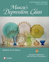 Mauzy, Barbara,   Mauzy, Jim Mauzy`s Depression Glass